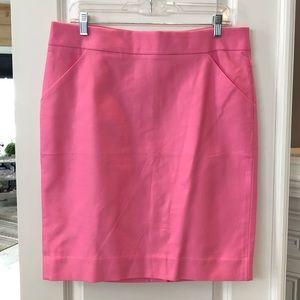 NWT JCrew Pencil Skirt.